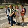 schule, Sicherheit auf dem Schulweg